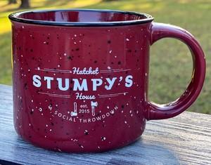 Ceramic Campfire Mug